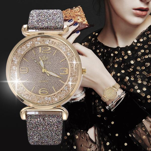 Fashion, leather strap, Watch, analogwatche