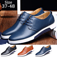 Plus Size, loaferformen, leather shoes, casual shoes for men