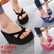 Summer, Flip Flops, Sandals, Plus Size