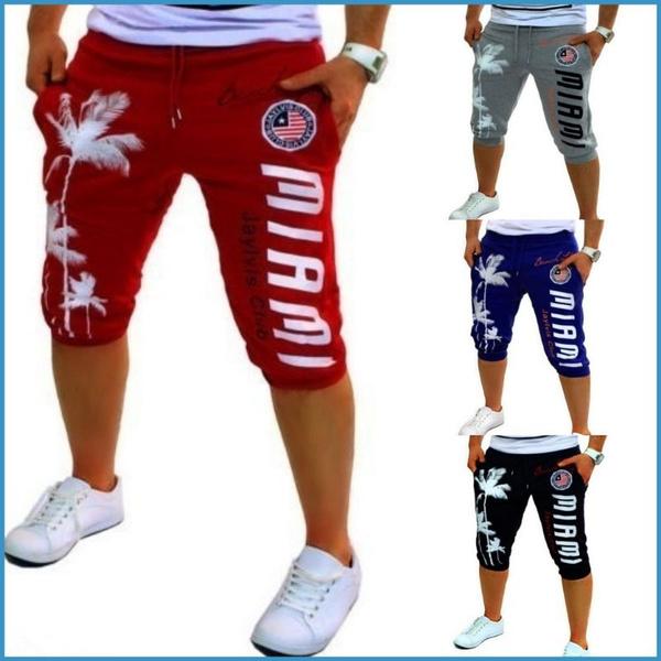 Hip Hop, Fashion, Casual pants, caprisformen