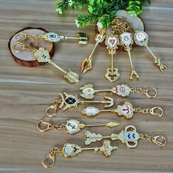 Key Chain, Cosplay, cosplaymetalkeychainheartfilia, fairy