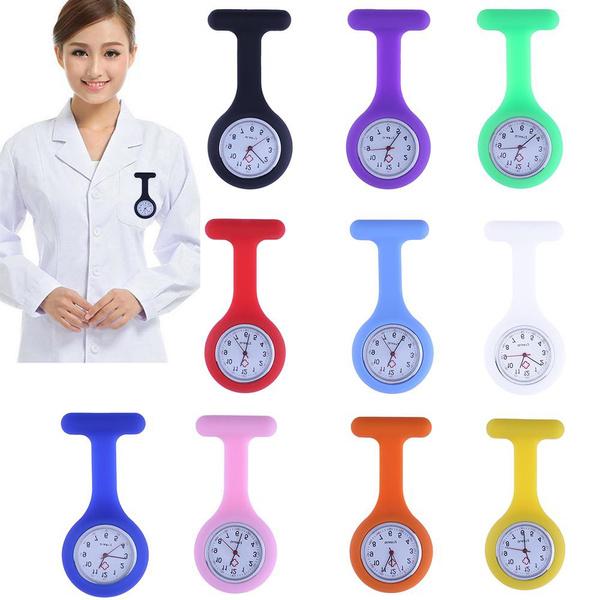 nurseswatch, fobpocketwatche, Jewelry, Gifts