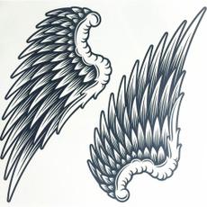 tattoo, Design, art, Angel