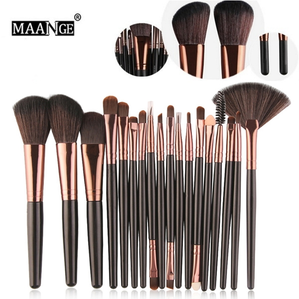 Luxury Makeup Brush Set Cosmetic Tools