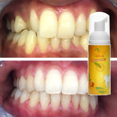 Whitening, Plants, tooth, dentalplaque