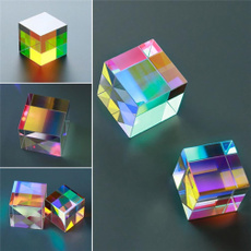 dichroic, Educational, cube, Gifts
