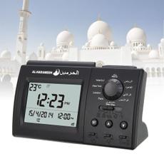 adhanqiblagift, muslimprayerclock, Clock, islamicazan