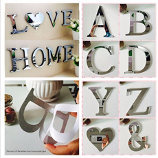 Decor, alphabetsticker, walldecorsticker, Stickers