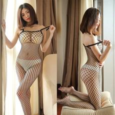 Underwear, bodystocking, Fish Net, Garters