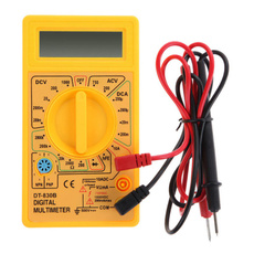 digitalmultimeter, tester, Multimeter, lcd