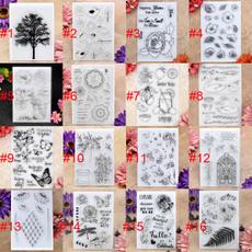butterfly, Flowers, scrapbookingamppapercraft, rubberstamp