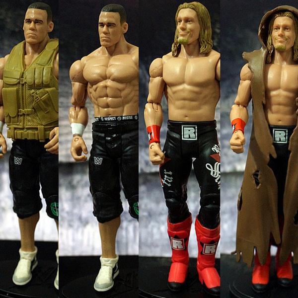 WWE, noveltytoy, developmenttoy, wweedge