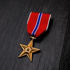 americanmedal, Star, Usa, worldwarii