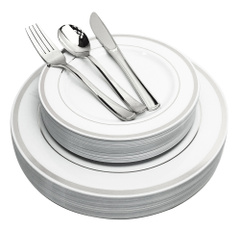 Heavy, heavydutyplate, disposablecutlery, Heavy Duty