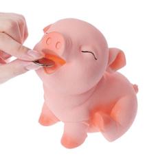 Storage & Organization, piggybank, Home Decor, coinpiggybank