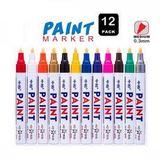 art, decoration oil painting, paintmarker, Waterproof