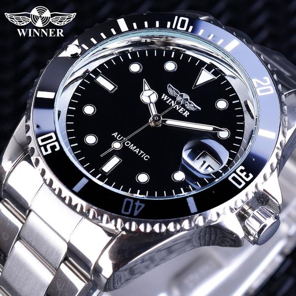 Steel, mechanicalwatchtimer, Design, mechnanicalwatchvintage