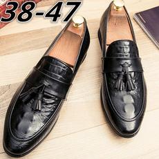 mensdressshoe, casual shoes, Tassels, Fashion