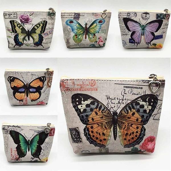 butterfly, Mini, Zip, Gifts
