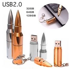 usb, Bullet, Metal, womengift