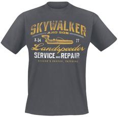 repair, Star, Charcoal, Grey