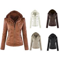 lapel, Fashion, Sleeve, for women