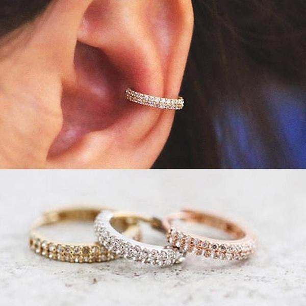 Hoop Earring, Jewelry, Gifts, Earring