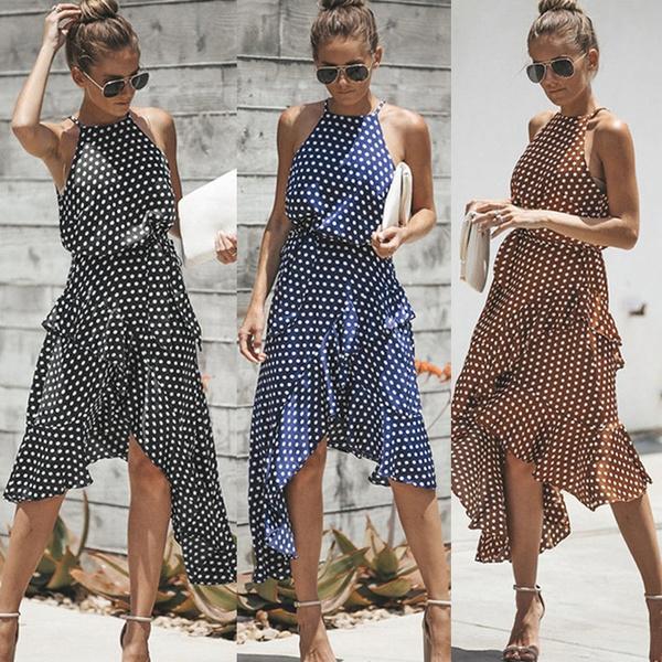 Summer, dressforwomen, summer dress, halter dress