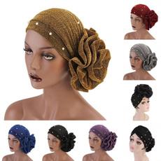 chemocap, Fashion, bigflower, Head