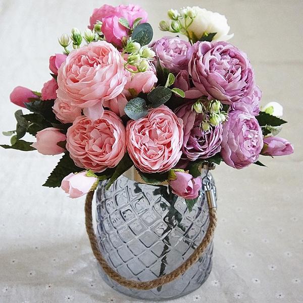 Beautiful, Wedding Accessories, Bouquet, Spring