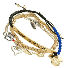 Heart, Jewelry, gold, Bracelet
