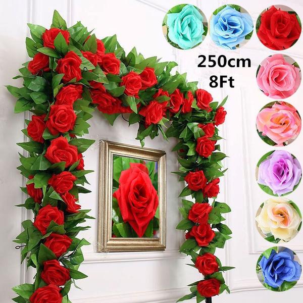 Home & Kitchen, Decor, Flowers, künstlicheblumen