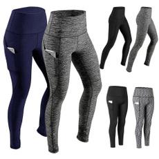 Women's Fashion, Pocket, Leggings, gymelasticpant