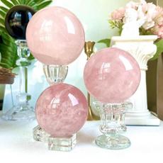 pink, Ball, rosequartzball, Rose