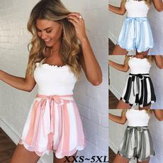Mini, kurzehosen, Beach Shorts, high waist shorts