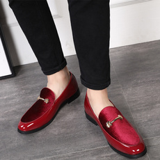casual shoes, dress shoes, Bright, Мода