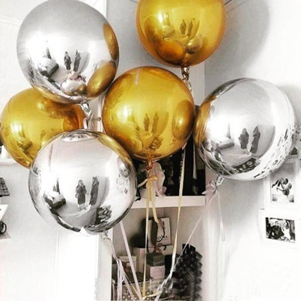 foilballoon, Aluminum, roundfoilballoon, Balloon