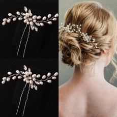 hair, Flowers, Jewelry, Crystal