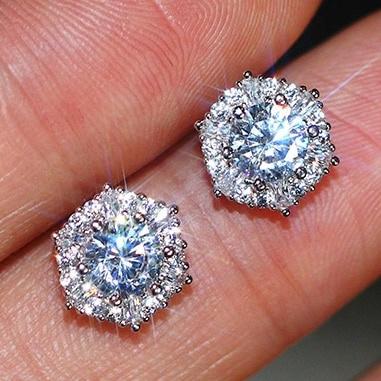 Sterling, Jewelry, Sterling Silver Earrings, Earring