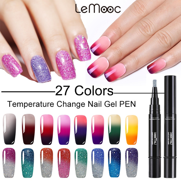 thermalgel, Beauty, Nail Polish, graphicgel