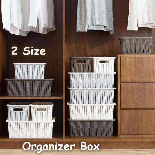 Box, Toy, Laundry, Closet