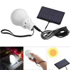 Rechargeable, led, camping, campingyardlamp