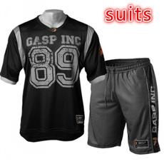 Shorts, athleticset, Running, men shirt