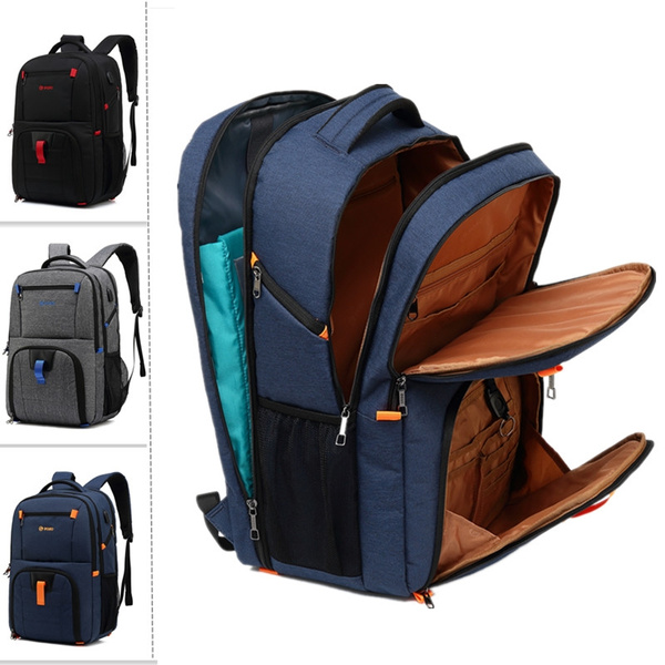 Laptop Backpack, Fashion, Computers, usb