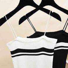 Splicing, Fashion, Knitting, camisole
