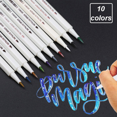 pencil, School, paintingpen, brushpen