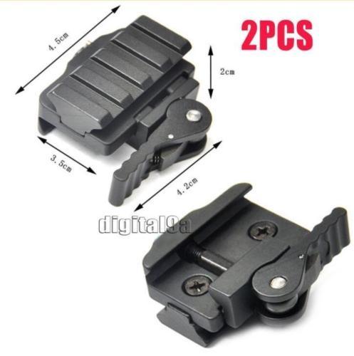 Compact, tacticalqdquickreleasemount, Adapter, rail