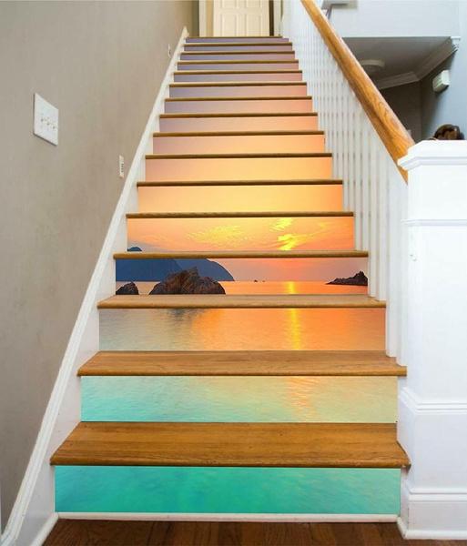 stairriserdecal, stairsticker, stair, staircase