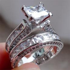 Sterling, weddingweddingringsapair, Fashion, Jewelry