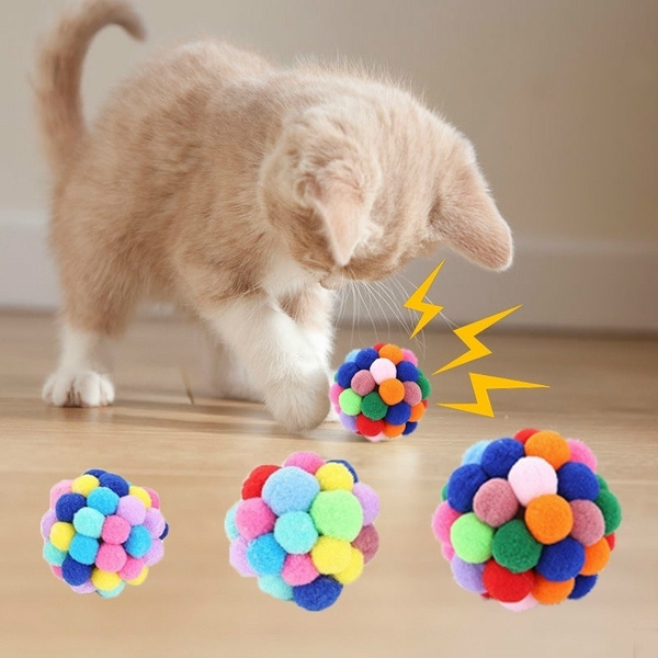cattoyball, Toy, soundtoyball, Colorful